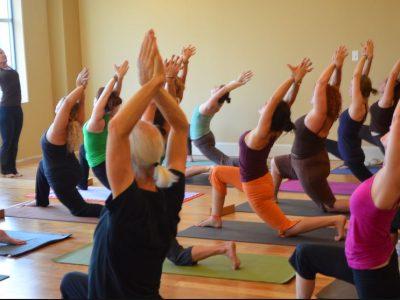 On-Site Yoga Teacher Training