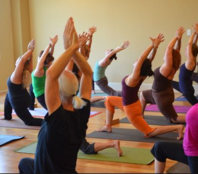 On-Site Yoga Teacher Training